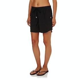Seafolly Beachcomber Womens Boardshorts - Black