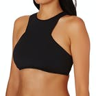 Seafolly Active High Neck Tank Bikini Top