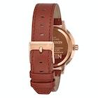 Nixon Kensington Leather Pack Ladies Watch