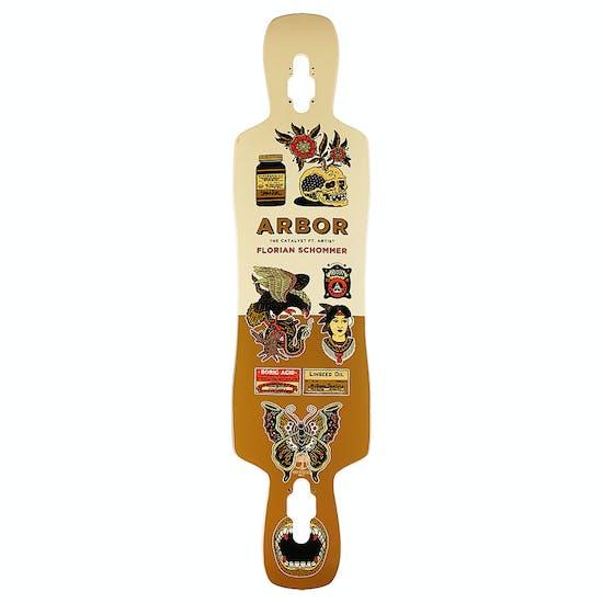 Arbor Catalyst Artist 41 Inch Longboard