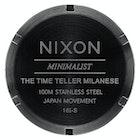Nixon Time Teller Milanese Ladies Watch