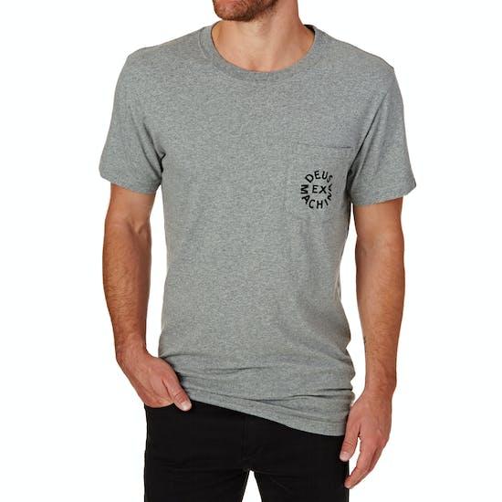 Deus Ex Machina Logo Short Sleeve T-Shirt