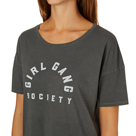 Amuse Society Cheers Sunshine Ladies Short Sleeve T-Shirt