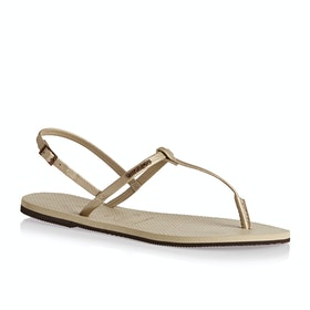 Havaianas You Riviera Womens Sandals - Sand