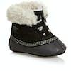 Sorel Caribootie Baby Shoes - Black