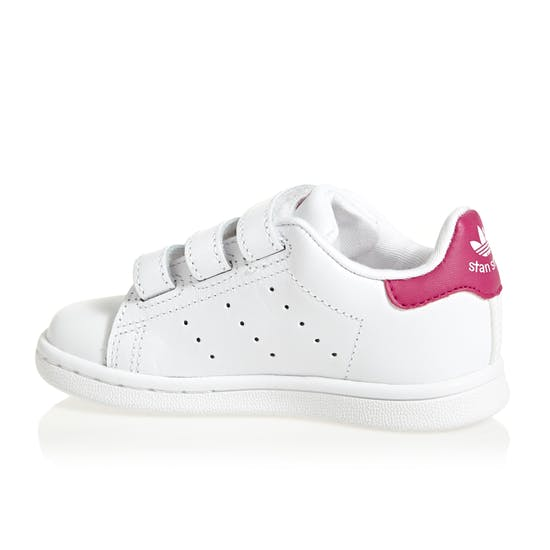 282b0aef Adidas Originals Stan Smith CF Girls Shoes | Free Delivery* on All ...
