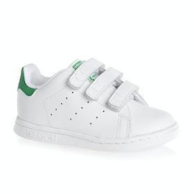 Chaussures Adidas Originals Stan Smith CF - White Green