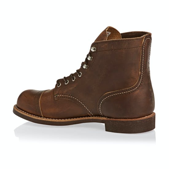 Red Wing Iron Ranger Laarzen