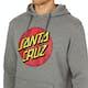 Pullover con Cappuccio Santa Cruz Classic Dot