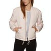 SWELL Highbury Light Quilted Bomber Womens Jacket - Blush