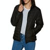 SWELL Kingsland Oversized Puffa Womens Jacket - Black