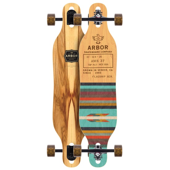 Arbor Axis Flagship 37 Inch Longboard