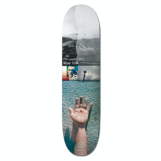Element Mason Photo 8.25 Inch Skateboard Deck