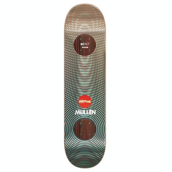 Almost Metallic Vibes Impact 8.25 Inch Skateboard Deck