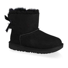 Bottes UGG Kids Mini Bailey Bow II - Black