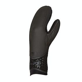 Xcel Drylock 7mm Mitt Wetsuit Gloves - Black