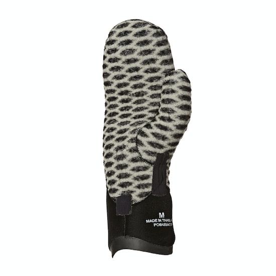 Xcel Drylock 7mm Mitt Wetsuit Gloves