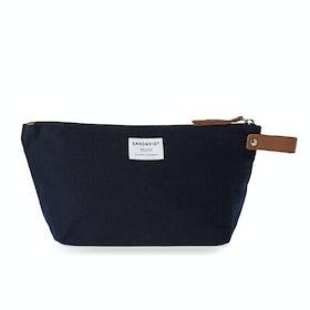 Sandqvist Cleo Wash Bag - Blue