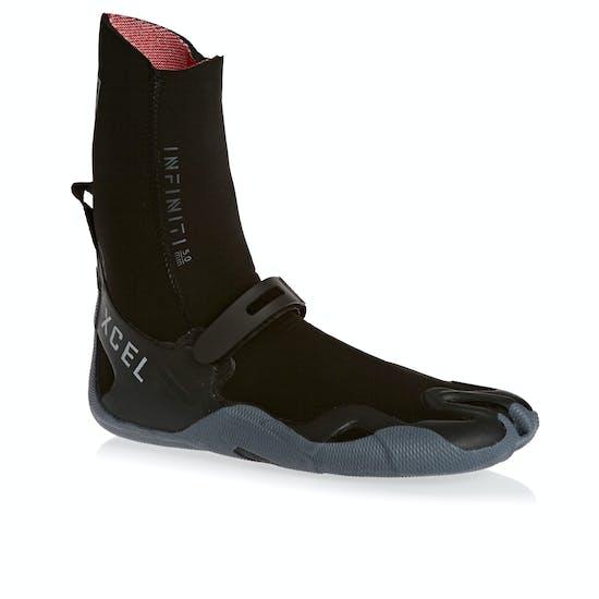 Xcel Infiniti 5mm Split Toe Wetsuit Boots