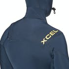 Xcel Comp X 4.5/3.5mm 2018 Chest Zip Hooded Wetsuit