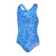 Speedo Boom Alover Splashback Girls Swimsuit
