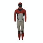 Xcel Drylock X 5/4mm 2018 Chest Zip Hooded Wetsuit