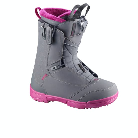 Salomon Pearl 2018 Womens Snowboard Boots
