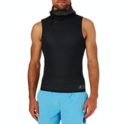 Xcel Celliant 2mm 2019 Sleeveless Drylock Hooded Thermal Rash Vest