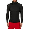 Xcel Celliant 2mm 2019 Long Sleeve Drylock Hooded Thermal Rash Vest - Black