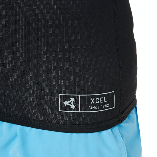 Licra Xcel Celliant 2mm 2019 Sleeveless Drylock Hooded Thermal