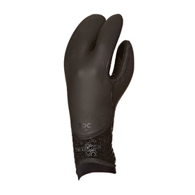 Xcel Drylock 5mm Claw Wetsuit Gloves - Black