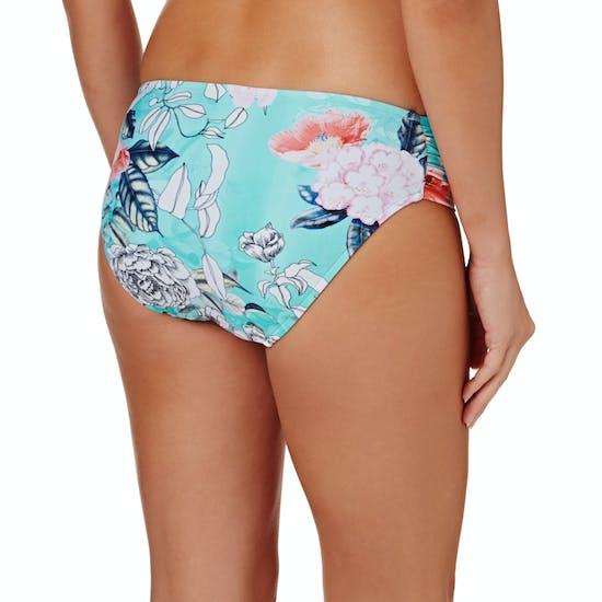 Seafolly Modern Love Ruched Side Retro Bikini Bottoms