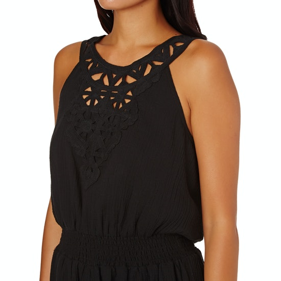 Seafolly Palm Beach Geo Lace Playsuit