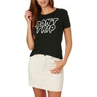 Volcom Dont Even Trip Ladies Short Sleeve T-Shirt