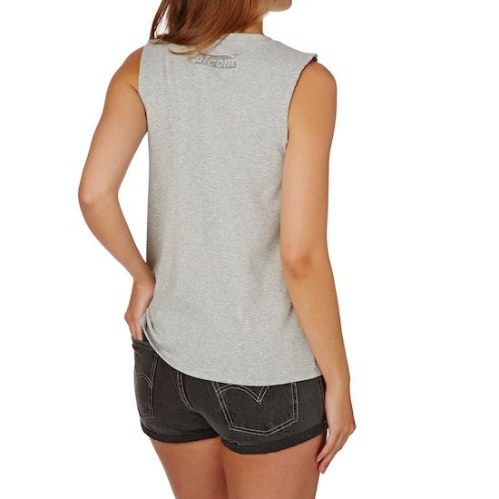 Volcom Pure Stoke Ladies Tank Vest