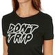 Volcom Dont Even Trip Womens Short Sleeve T-Shirt
