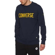 Converse Essentials Graphic Crew Sweater