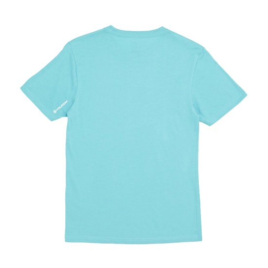 Volcom Camp Basic Boys Short Sleeve T-Shirt