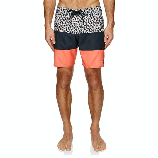 DC Hot Blocked Boardshorts