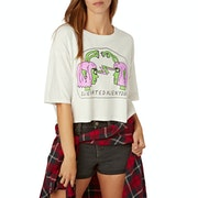 Volcom Ozzie Womens Short Sleeve T-Shirt