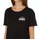 Volcom Ride The Stone Womens Short Sleeve T-Shirt