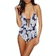 Costume Piscina Donna Seafolly Deep V Maillot