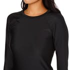 Volcom Simply Solid Long Sleeve Ladies Rash Vest