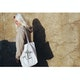 SWELL Palm Canvas Damen Strandtasche