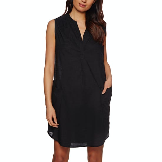Seafolly Palm Beach Sleeveless Shirt Dress