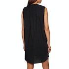 Seafolly Palm Beach Sleeveless Shirt Dress
