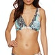 Seafolly Moroccan Moon Fixed Longline Tri Лифчик бикини