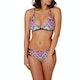 Seafolly Nights Longline Fixed Tri Bikini Top