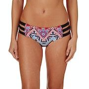 Seafolly Nights Multi Strap Hipster Bikini Bottoms