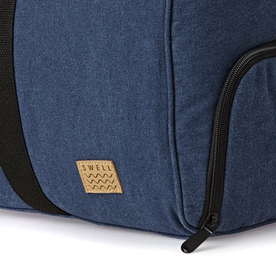 Sac polochon Femme SWELL Washed Holdall